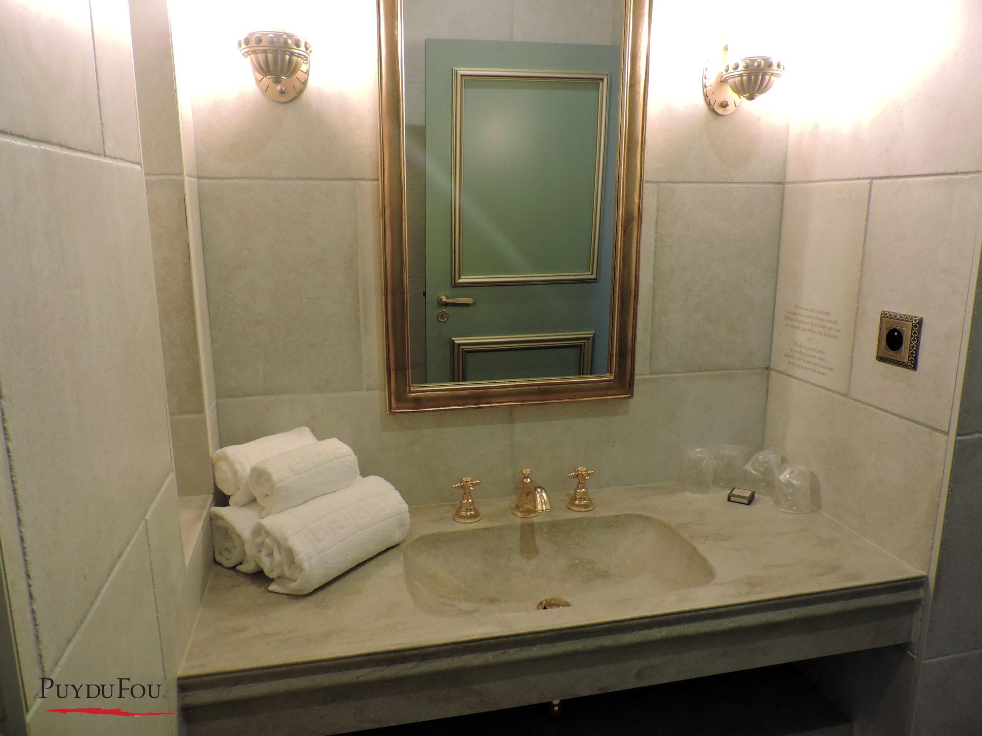 plan vasque – Corian Tumbleweed – Puy du Fou – BF PRO