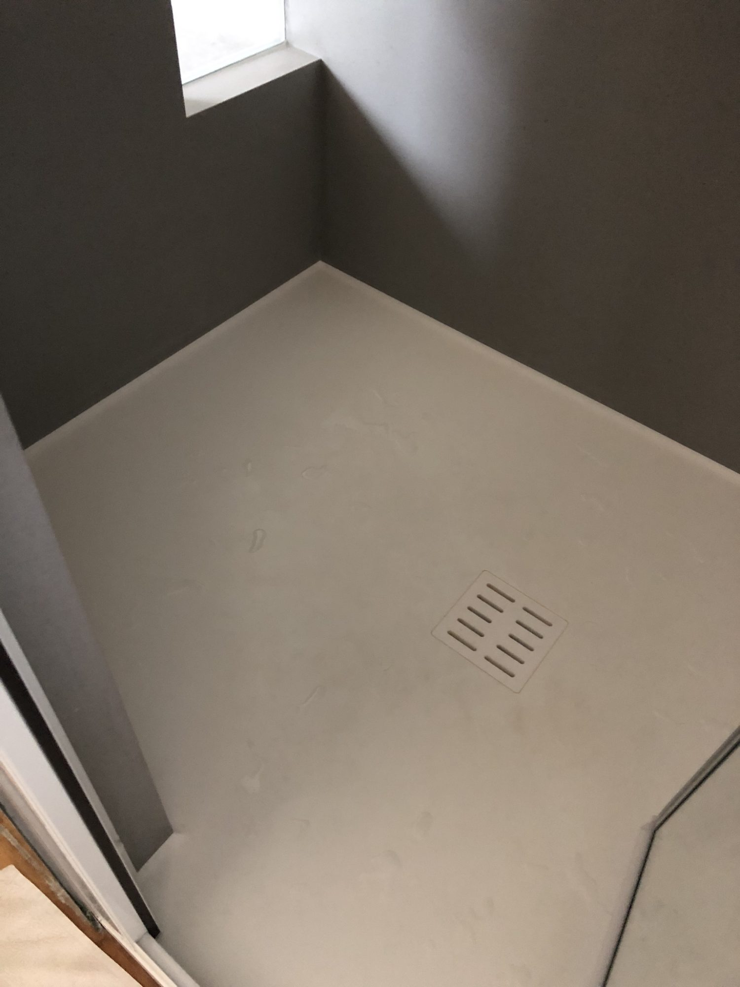 Receveur de douche - BF PRO Solid Surface Corian®